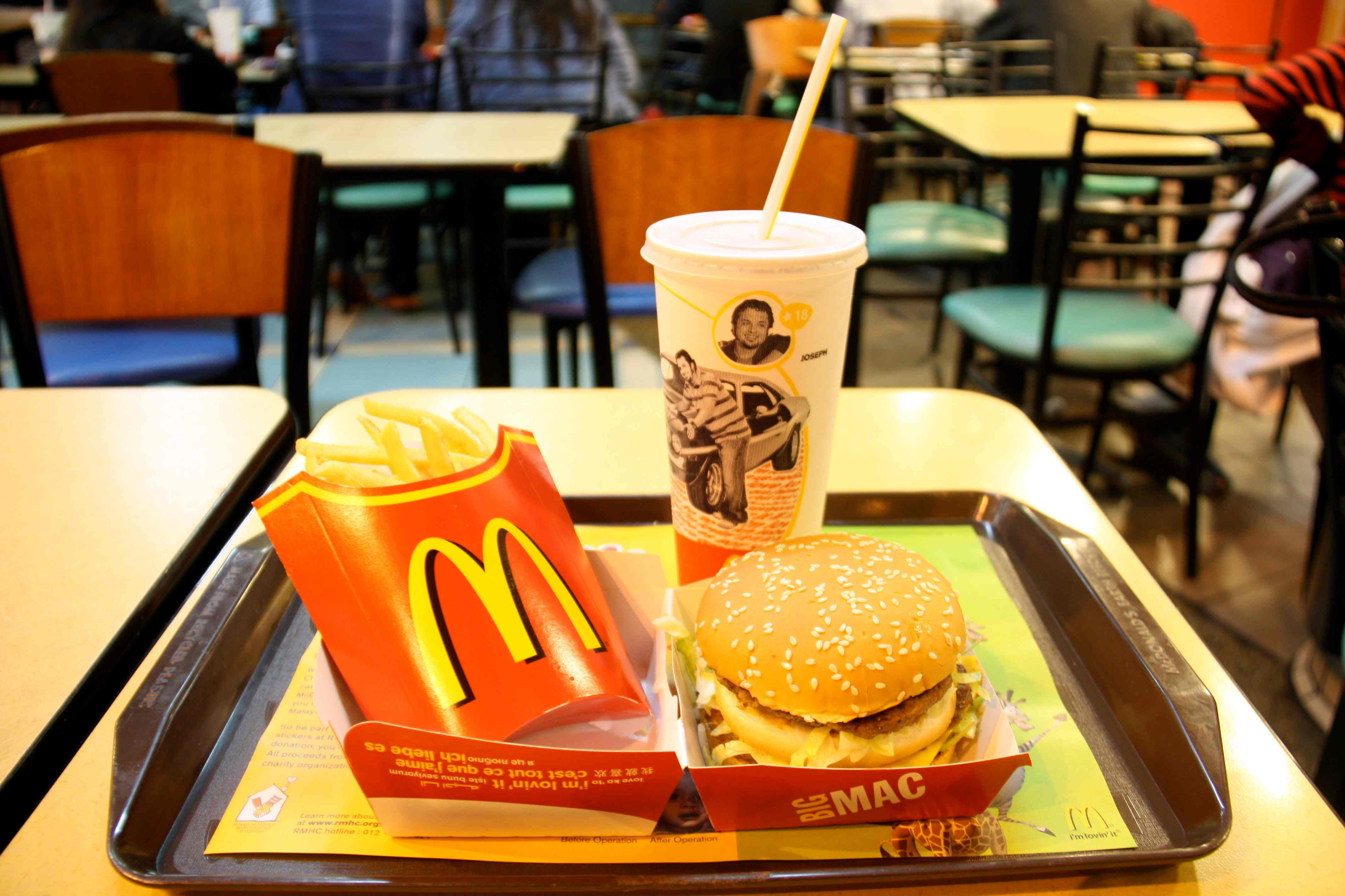 forecasting for mcdonalds Creating a sales forecast follow these tips to learn how to develop sales projections for your business plan your best forecasting aid is the most recent past.