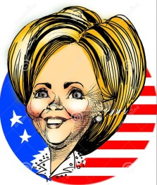 caricature-hillary-clinton-5543005